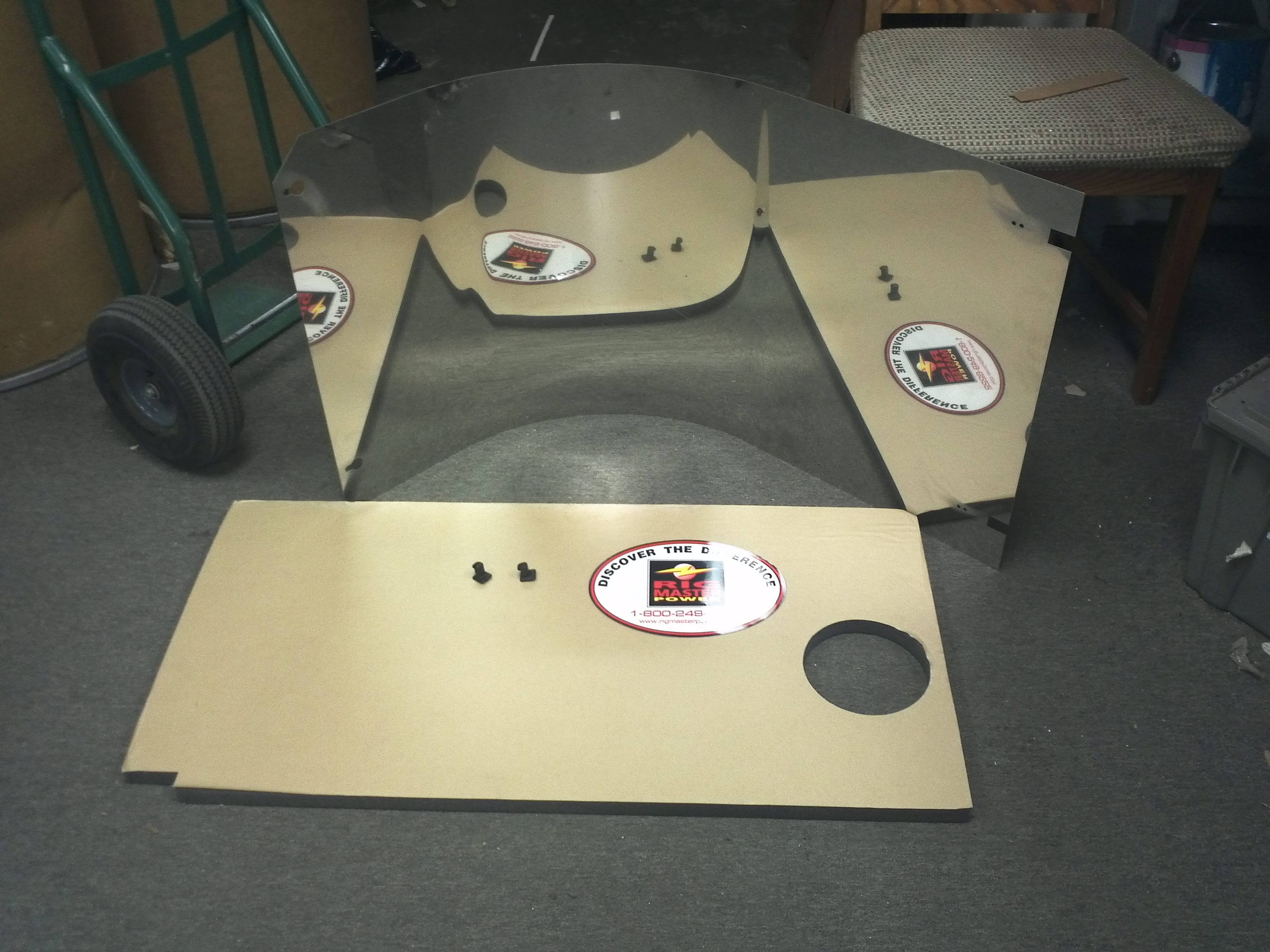 Rigmaster Part Number RP10-003-SSK