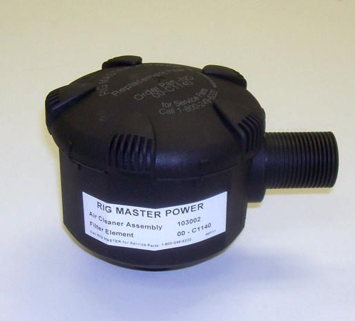 Rigmaster Part Number 103002