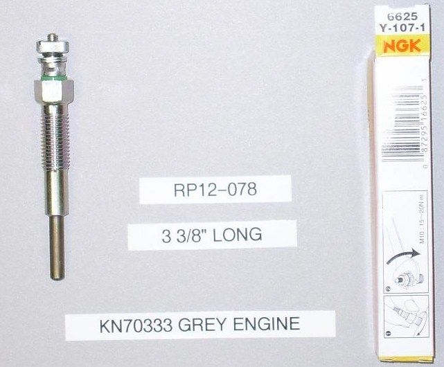 Rigmaster Part Number RP12-078